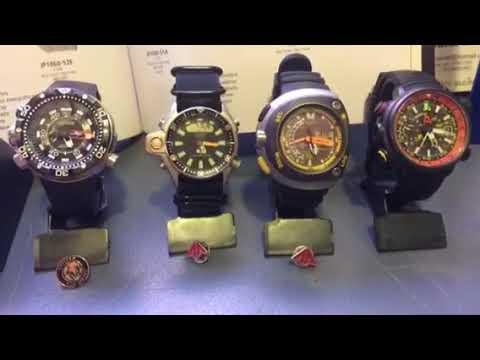 cc194eca6f9 Canalli relógios   eco drive x pintura dos ponteiros . - YouTube