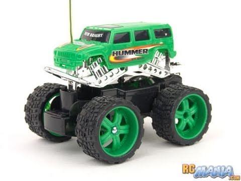New Bright Hi Rider RC truck