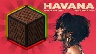 "Poradnik ""HAVANA"" Camila Cabello ♫ Minecraft Noteblocki"