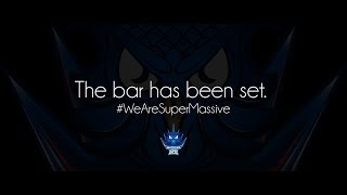 Set the bar WeAreSuperMassive