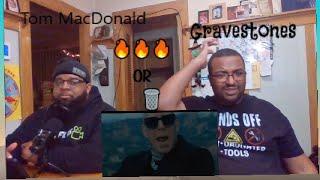 "#BuffChub Reacts to Tom MacDonald - ""Gravestones"""