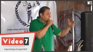 بالفيديو..الشبكة الدولية المحلية تتابع انتخابات البرلمان فى 70% من دوائر المحافظات