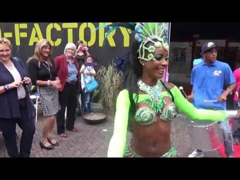 Euro Pride 2016 Amsterdam : opening Trans Pride Amsterdam 2016
