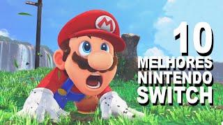 10 Melhores Jogos do Nintendo Switch (10 Best Nintendo Switch Games)