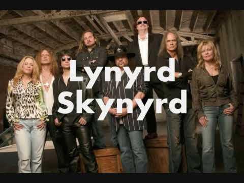 Lynyrd Skynyrd - The Last Rebel (Lyrics)