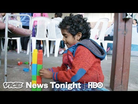 Trump's Plan To Deter Asylum Seekers Creates A New Border Crisis (HBO)