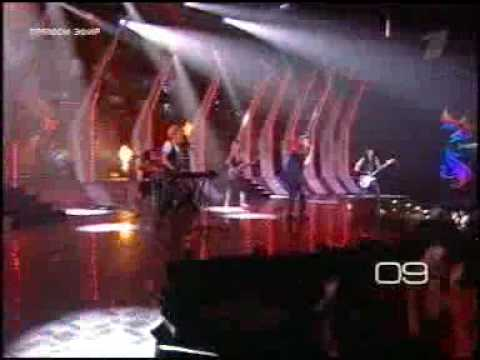 Princess Avenue Never, Never (EUROVISION 2009-Отборочный тур.Россия)
