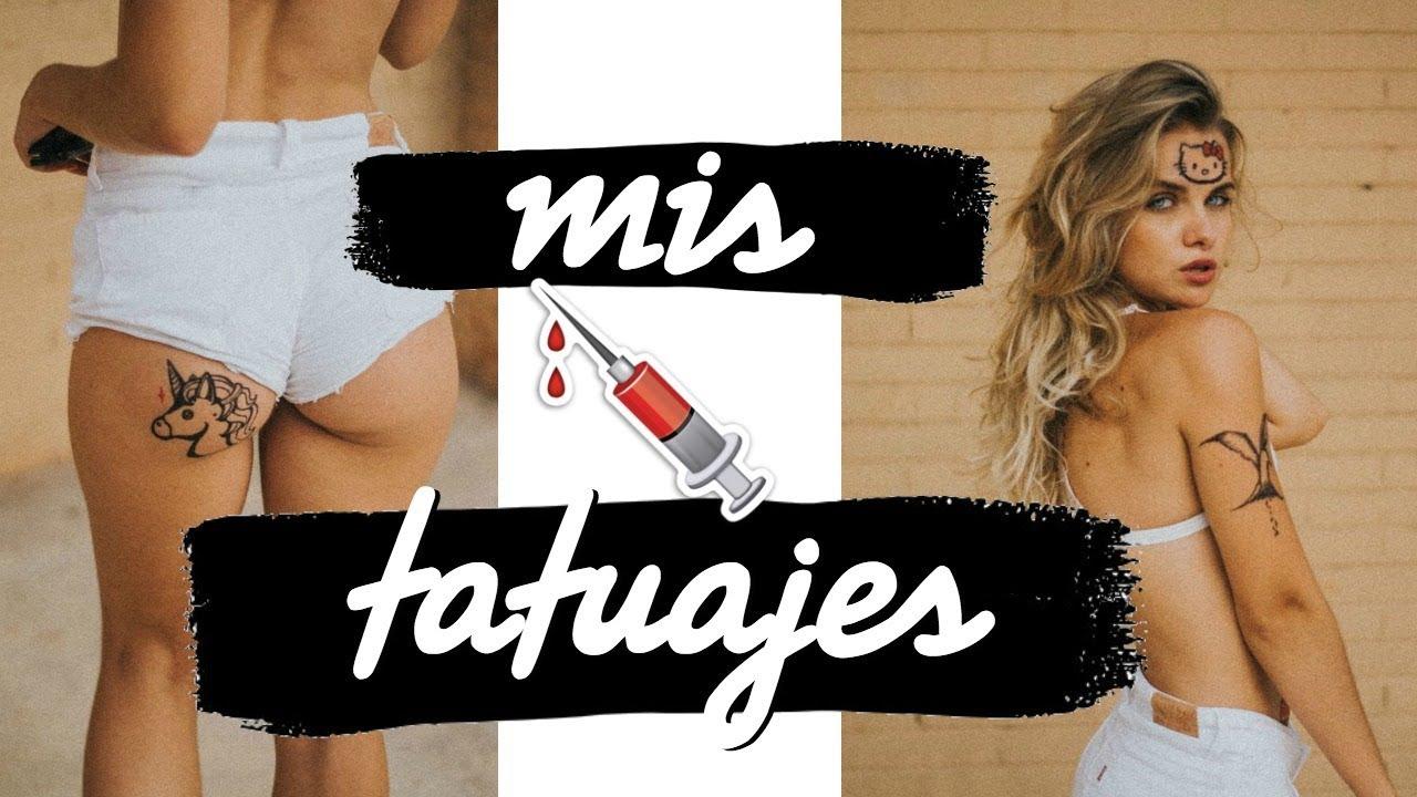 Mis Tatuajes Parodia Marina Yers