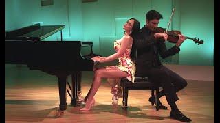 Lola Astanova & David Aaron Carpenter - Song from a Secret Garden