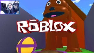 ROBLOX ESCAPE THE PET SHOP OBBY | RADIOJH GAMES WITH FACECAM