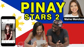 Like, DM, Unfollow: Pinay Stars Part 2
