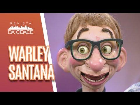 Bate-papo com o humorista Warley Santana- Revista da Cidade (06/07/18)