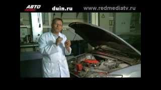 Чистка дроссельной заслонки Ford Focus II(, 2014-08-18T10:20:16.000Z)