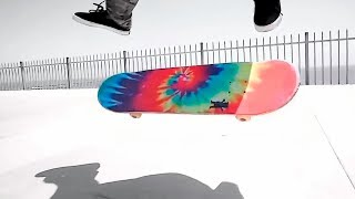 Skateboarding Slow-motion Compilation | HD Edition