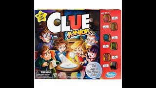 Clue Jr: The Case of the Missing Cake