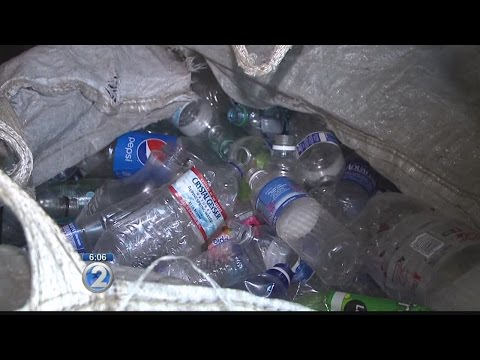 Should grocery stores offer redemption sites for beverage containers?