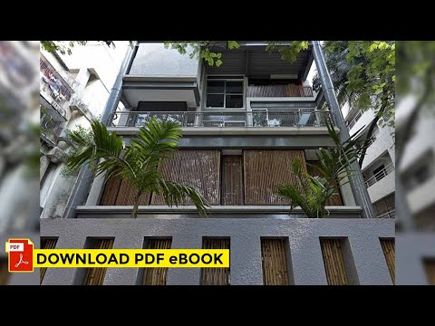 Urban House in Mumbai by Architect Nitin Killawala