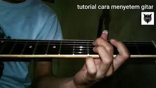 Cara Menyetel Gitar Bagi Pemula Gampang Dan Mudah