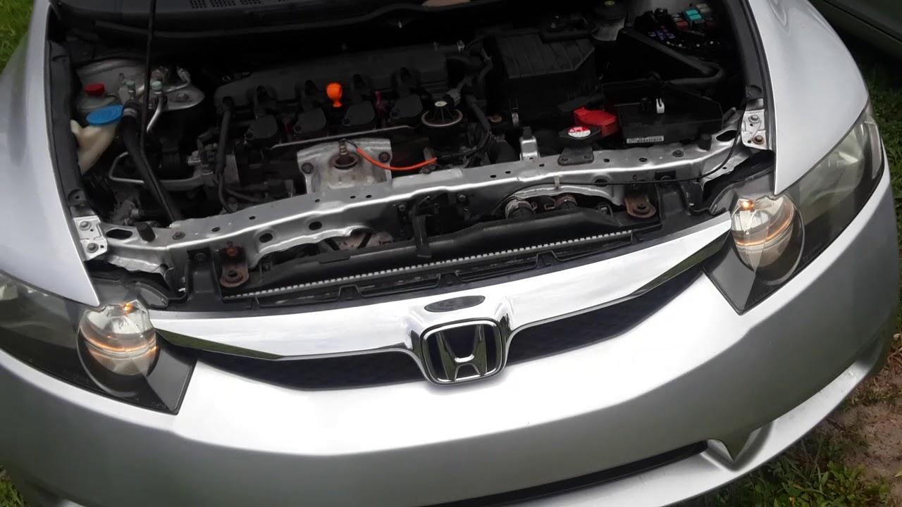 2008 Honda Civic A C Fan Not Working