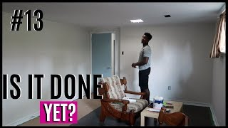 JOURNEY TO HOME #13 | IS IT DONE YET? | BASEMENT RENOVATION | HOME DECOR SHOPPING