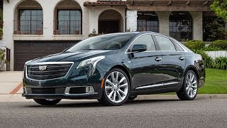 2018 Cadillac XTS V-Sport First Test Review