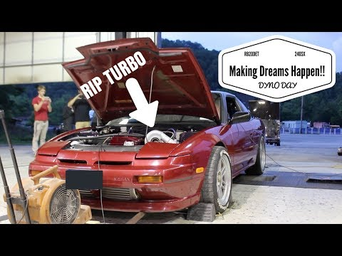RIP TURBO | Standalone ECU | DYNO DAY!!