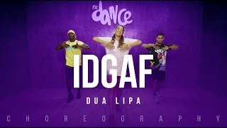 connectYoutube - IDGAF - Dua Lipa | FitDance Life (Coreografía) Dance Video