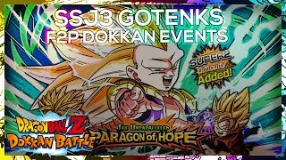 F2P Guide: NO STONES! SSJ3 Gotenks Dokkan Event! Super2 - 50 STA | DBZ Dokkan Battle