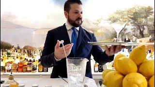 Dalla parte del barman: Lucio D'Orsi