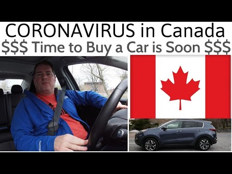 Buying A Car Now | Coronavirus In Canada