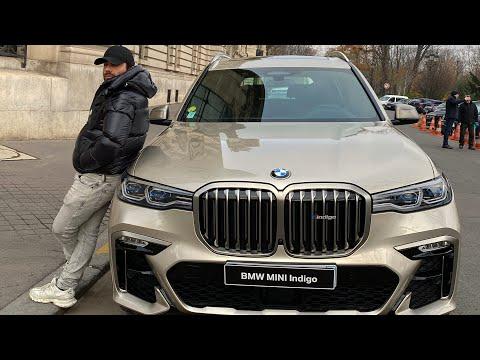 LE NOUVEAU BMW X7 !