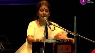 """Sutapa Bhattacharya- Live- """"Abar Notun Kono Bhorey"""""""