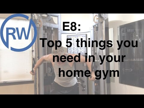 5 things you need in your home gym | Fat Burning Secrets 2020