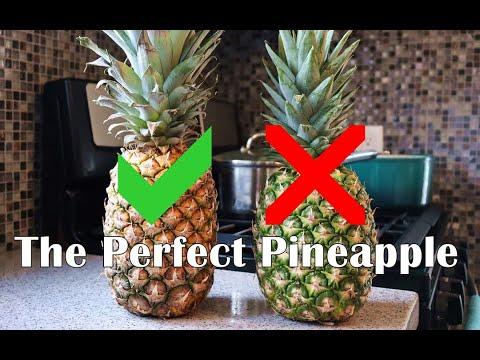 How To Choose A Ripe Pineapple EVERY TIME | CaribbeanPot.com