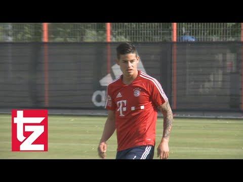 FC Bayern: Rodriguez schon vor dem Aus?
