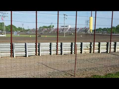 Gas City Speedway Hot Laps 6/15/18