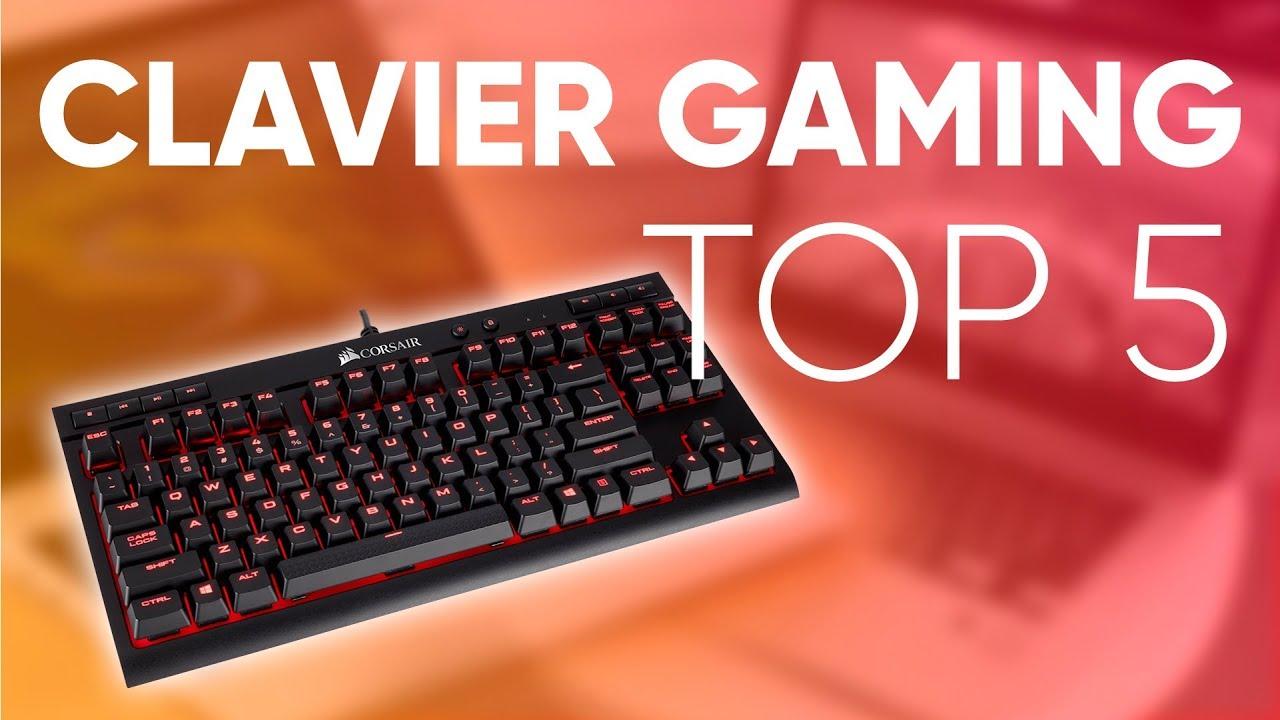 top5 meilleur clavier gamer 2018 doovi. Black Bedroom Furniture Sets. Home Design Ideas