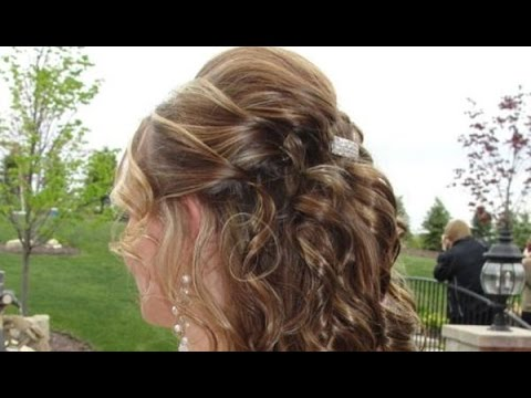 30 Half Up Half Down Hairstyles For Short Hair Half Up Half Down