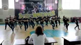 Sis n Bro,Чемпионат Молдовы 2013,formation Hip-hop, 1-st place