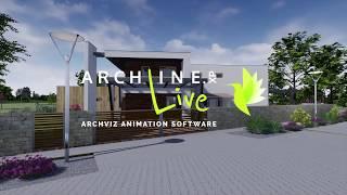 Miklos Elek - Residential park project - ARCHLine.XP LIVE