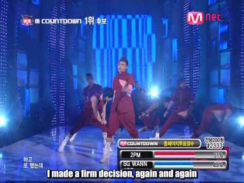 Again and Again- 2PM [Eng subbed]