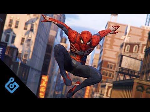 Spider-Man - Exclusive Coverage Trailer
