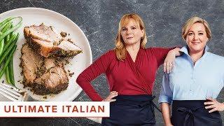 How to Make the Ultimate Italian Dinner: Porchetta and Parmesan Farroto
