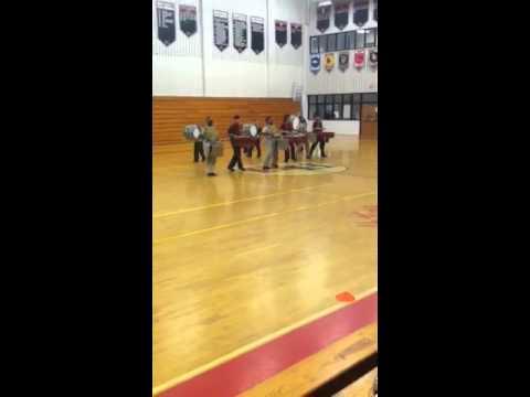 Chichester Middle School Drumline