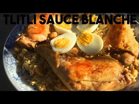 recette-de-pâtes-à-l'algérienne-:-tlitli-à-la-sauce-blanche