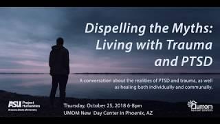 Living with Trauma and PTSD: Recap