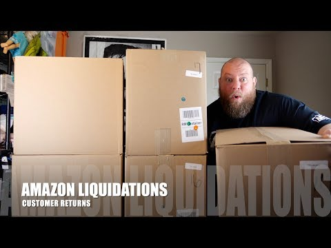 I Paid $176 for a $2118 Amazon Customer Returns Pallet + 5 HUGE MYSTERY BOXES  of Crazy Value