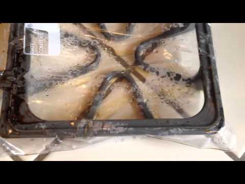 How to Clean Stove Grates with Ammonia   Easy and No Scratching