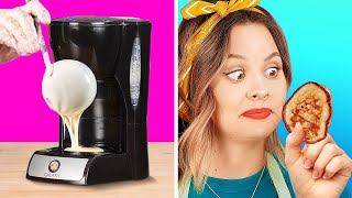 GENIUS KITCHEN HACKS TO BECOME A REAL CHEF! || Funny Food Tricks by 123 Go! Genius