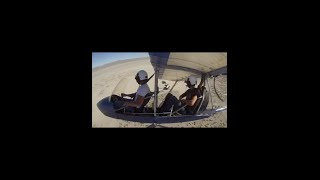 Ultralight Flying At El Mirage Gopro